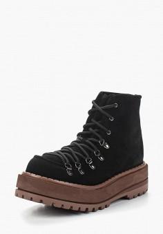 Ботинки, Tervolina, цвет: черный. Артикул: MP002XW13Z9J. Обувь