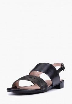 Сандалии, T.Taccardi, цвет: черный. Артикул: MP002XW13ZL7. Обувь / Сандалии