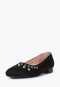 Туфли, T.Taccardi, цвет: черный. Артикул: MP002XW13ZLX. Обувь / Туфли / Закрытые туфли