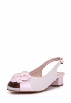 Босоножки, T.Taccardi, цвет: розовый. Артикул: MP002XW13ZNU. Обувь / Босоножки