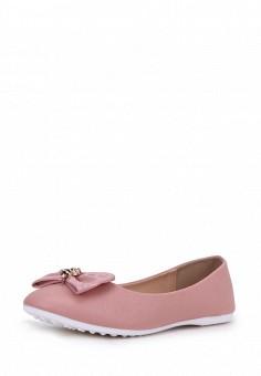 Балетки, T.Taccardi, цвет: розовый. Артикул: MP002XW13ZTA. Обувь