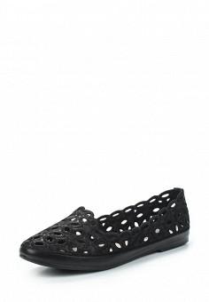 Балетки, T.Taccardi, цвет: черный. Артикул: MP002XW13ZXR. Обувь