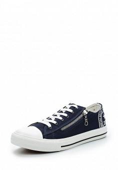 Кеды, T.Taccardi, цвет: синий. Артикул: MP002XW13ZY1. Обувь