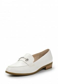Лоферы, T.Taccardi, цвет: белый. Артикул: MP002XW13ZYO. Обувь