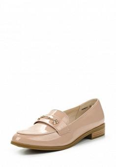 Лоферы, T.Taccardi, цвет: розовый. Артикул: MP002XW13ZYR. Обувь