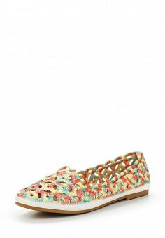 Балетки, T.Taccardi, цвет: мультиколор. Артикул: MP002XW14007. Обувь
