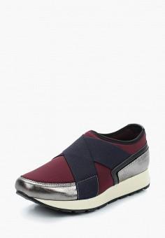 Кроссовки, Tervolina, цвет: бордовый. Артикул: MP002XW140F4. Обувь / Кроссовки и кеды / Кроссовки