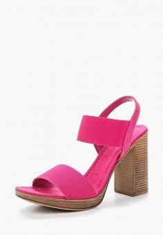 Босоножки, Tervolina, цвет: розовый. Артикул: MP002XW140F5. Обувь / Босоножки