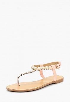 Сандалии, Vivian Royal, цвет: розовый. Артикул: MP002XW145L2. Обувь / Сандалии