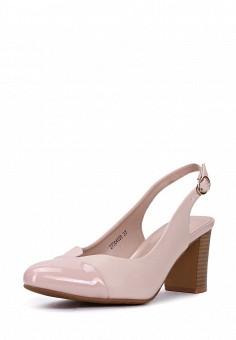 Туфли, T.Taccardi, цвет: бежевый. Артикул: MP002XW15FR5. Обувь