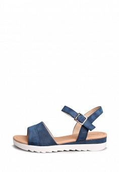Сандалии, T.Taccardi, цвет: синий. Артикул: MP002XW15FRV. Обувь