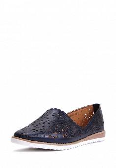 Лоферы, T.Taccardi, цвет: синий. Артикул: MP002XW15FRZ. Обувь