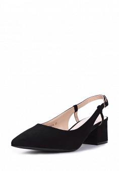 Туфли, T.Taccardi, цвет: черный. Артикул: MP002XW15FS1. Обувь