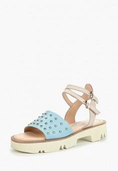 Сандалии, Tervolina, цвет: голубой. Артикул: MP002XW15G9A. Обувь / Сандалии