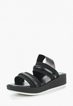 Босоножки, Tervolina, цвет: черный. Артикул: MP002XW15G9Z. Обувь