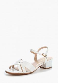Босоножки, Saivvila, цвет: белый. Артикул: MP002XW15GS5. Обувь / Босоножки
