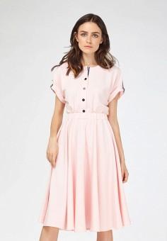 Платье, Masha Mart, цвет: розовый. Артикул: MP002XW15HO5. Одежда