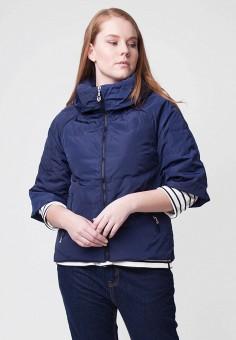 Куртка утепленная, Ampir Style, цвет: синий. Артикул: MP002XW15HQS. Одежда / Верхняя одежда / Демисезонные куртки