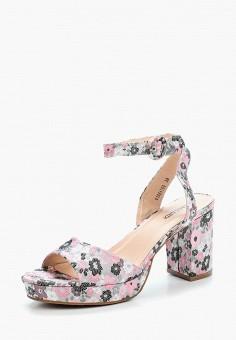 Босоножки, T.Taccardi, цвет: розовый. Артикул: MP002XW15I1U. Обувь / Босоножки