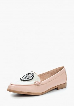 Лоферы, Pierre Cardin, цвет: розовый. Артикул: MP002XW15I1Y. Обувь