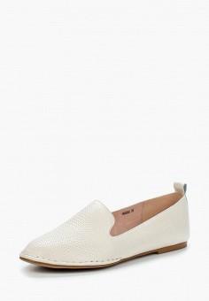 Лоферы, Pierre Cardin, цвет: бежевый. Артикул: MP002XW15I21. Обувь