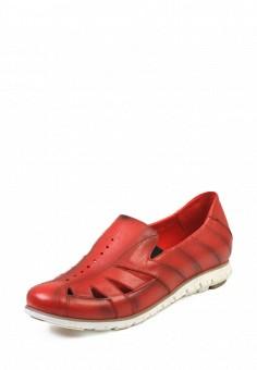 Туфли, Airbox, цвет: красный. Артикул: MP002XW15IKP. Обувь / Туфли / Закрытые туфли