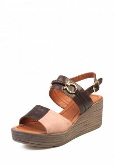 Босоножки, Airbox, цвет: коричневый. Артикул: MP002XW15IM2. Обувь / Босоножки