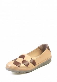 Туфли, Airbox, цвет: бежевый. Артикул: MP002XW15IPH. Обувь / Туфли / Закрытые туфли