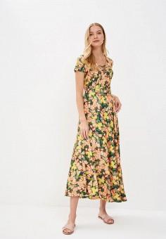 Платье, Tantino, цвет: мультиколор. Артикул: MP002XW15JXW. Одежда