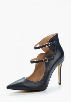 Туфли, Hestrend, цвет: синий. Артикул: MP002XW16H68. Обувь / Туфли / Закрытые туфли