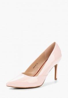 Туфли, T.Taccardi, цвет: розовый. Артикул: MP002XW16P0T. Обувь