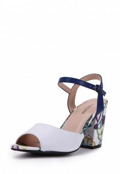 Босоножки, T.Taccardi, цвет: белый. Артикул: MP002XW170IM. Обувь