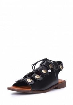 Сандалии, T.Taccardi, цвет: черный. Артикул: MP002XW170IR. Обувь