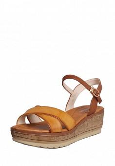 Босоножки, T.Taccardi, цвет: коричневый. Артикул: MP002XW170J3. Обувь