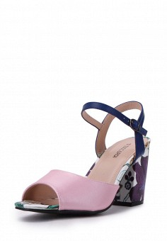 Босоножки, T.Taccardi, цвет: розовый. Артикул: MP002XW170JO. Обувь