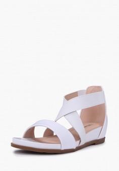 Сандалии, T.Taccardi, цвет: белый. Артикул: MP002XW170JS. Обувь