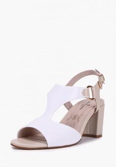 Босоножки, Pierre Cardin, цвет: белый. Артикул: MP002XW170M9. Обувь