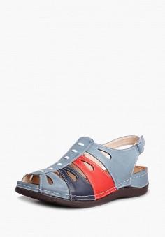 Сандалии, T.Taccardi, цвет: мультиколор. Артикул: MP002XW170MS. Обувь / Сандалии