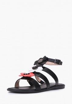 Сандалии, T.Taccardi, цвет: черный. Артикул: MP002XW170N6. Обувь / Сандалии
