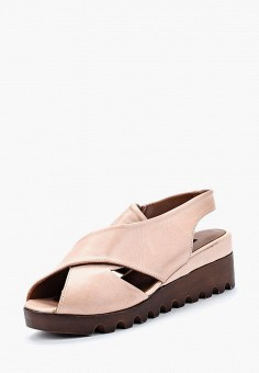Босоножки, Tervolina, цвет: розовый. Артикул: MP002XW18O1T. Обувь / Босоножки