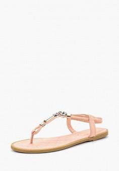 Сандалии, Saivvila, цвет: розовый. Артикул: MP002XW18TEA. Обувь / Сандалии