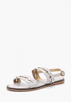 Сандалии, Saivvila, цвет: серый. Артикул: MP002XW18TER. Обувь / Сандалии