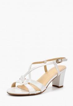 Босоножки, Saivvila, цвет: белый. Артикул: MP002XW18UOT. Обувь / Босоножки
