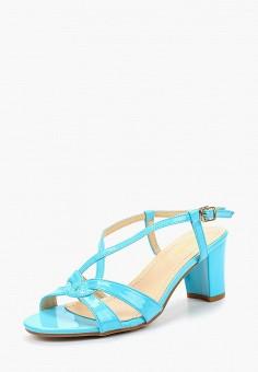 Босоножки, Saivvila, цвет: голубой. Артикул: MP002XW18UOY. Обувь / Босоножки