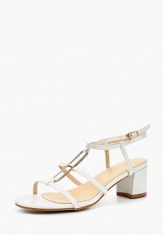 Босоножки, Saivvila, цвет: белый. Артикул: MP002XW18UP3. Обувь / Босоножки