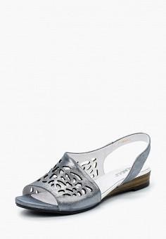 Сандалии, Vitacci, цвет: голубой. Артикул: MP002XW18VRE. Обувь / Сандалии