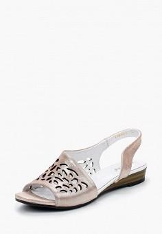 Сандалии, Vitacci, цвет: розовый. Артикул: MP002XW18VRG. Обувь / Сандалии