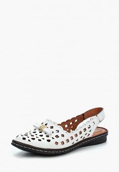 Туфли, Vitacci, цвет: белый. Артикул: MP002XW18VRO. Обувь / Туфли / Закрытые туфли
