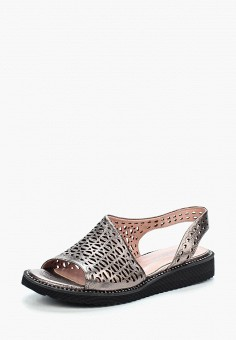 Сандалии, Vitacci, цвет: серый. Артикул: MP002XW18VRT. Обувь / Сандалии