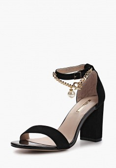 Босоножки, Dino Ricci, цвет: черный. Артикул: MP002XW18W59. Обувь / Босоножки